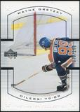 2000 Upper Deck Wayne Gretzky Master Collection US #3 Wayne Gretzky 70/150