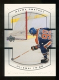 2000 Upper Deck Wayne Gretzky Master Collection US #3 Wayne Gretzky /150