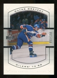 2000 Upper Deck Wayne Gretzky Master Collection US #5 Wayne Gretzky /150