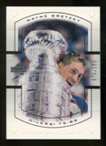 2000 Upper Deck Wayne Gretzky Master Collection US #6 Wayne Gretzky /150