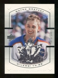 2000 Upper Deck Wayne Gretzky Master Collection US #7 Wayne Gretzky /150