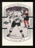 2000 Upper Deck Wayne Gretzky Master Collection US #10 Wayne Gretzky /150