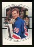 2000 Upper Deck Wayne Gretzky Master Collection US #13 Wayne Gretzky /150