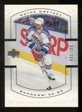2000 Upper Deck Wayne Gretzky Master Collection US #14 Wayne Gretzky /150