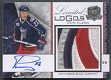 2008/09 The Cup #LLNF Nikita Filatov Limited Logos Patch Auto #07/50