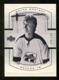 2000 Upper Deck Wayne Gretzky Master Collection Canada #1 Wayne Gretzky /150