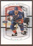 2000 Upper Deck Wayne Gretzky Master Collection Canada #12 Wayne Gretzky /150