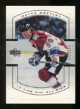 2000 Upper Deck Wayne Gretzky Master Collection Canada #15 Wayne Gretzky /150