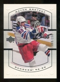 2000 Upper Deck Wayne Gretzky Master Collection Canada #16 Wayne Gretzky /150