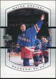 2000 Upper Deck Wayne Gretzky Master Collection Canada #17 Wayne Gretzky 149/150