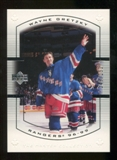 2000 Upper Deck Wayne Gretzky Master Collection Canada #17 Wayne Gretzky /150