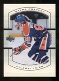 2000 Upper Deck Wayne Gretzky Master Collection Canada #2 Wayne Gretzky /150