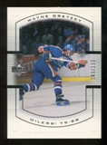 2000 Upper Deck Wayne Gretzky Master Collection Canada #5 Wayne Gretzky /150