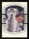 2000 Upper Deck Wayne Gretzky Master Collection Canada #6 Wayne Gretzky /150
