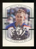 2000 Upper Deck Wayne Gretzky Master Collection Canada #7 Wayne Gretzky /150