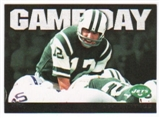 2011 Topps Game Day #GDJN Joe Namath