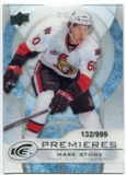2012/13 Upper Deck Ice #35 Mark Stone RC /999