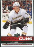 2012/13 Upper Deck #201 Mat Clark YG RC