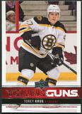 2012/13 Upper Deck #205 Torey Krug YG RC