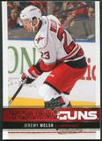 2012/13 Upper Deck #210 Jeremy Welsh YG RC