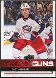 2012/13 Upper Deck #215 Cody Goloubef YG RC