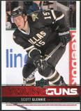 2012/13 Upper Deck #221 Scott Glennie YG RC
