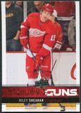 2012/13 Upper Deck #222 Riley Sheahan YG RC