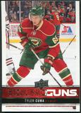 2012/13 Upper Deck #228 Tyler Cuma YG RC