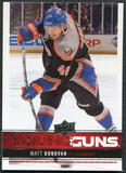 2012/13 Upper Deck #236 Matt Donovan YG RC