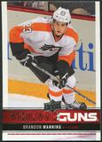 2012/13 Upper Deck #240 Brandon Manning YG RC