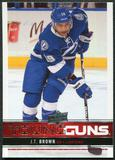 2012/13 Upper Deck #246 J.T. Brown YG RC