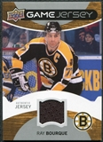 2012/13 Upper Deck Game Jerseys #GJBQ Ray Bourque C