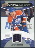 2012/13 Upper Deck Game Jerseys #GJEB Jordan Eberle C