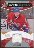 2012/13 Upper Deck Game Jerseys #GJEL Lars Eller H