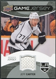 2012/13 Upper Deck Game Jerseys #GJJF Jeff Carter G