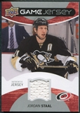 2012/13 Upper Deck Game Jerseys #GJJS Jordan Staal H