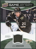 2012/13 Upper Deck Game Jerseys #GJLE Loui Eriksson F