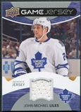 2012/13 Upper Deck Game Jerseys #GJLI John-Michael Liles G
