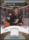 2012/13 Upper Deck Game Jerseys #GJRG Ryan Getzlaf H