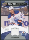 2012/13 Upper Deck Game Jerseys #GJSG Sam Gagner H