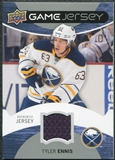 2012/13 Upper Deck Game Jerseys #GJTE Tyler Ennis E