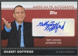 2011 American Pie #APA15 Gilbert Gottfried Auto