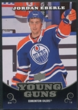 2010/11 Upper Deck Young Guns Oversized #OS1 Jordan Eberle