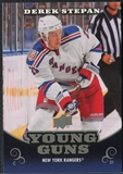 2010/11 Upper Deck Young Guns Oversized #OS3 Derek Stepan