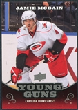2010/11 Upper Deck Young Guns Oversized #OS5 Jamie McBain