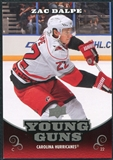 2010/11 Upper Deck Young Guns Oversized #OS13 Zac Dalpe