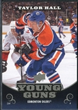 2010/11 Upper Deck Young Guns Oversized #OS14 Taylor Hall