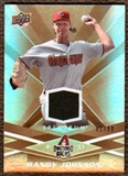 2009 Upper Deck Spectrum Gold Jersey #2 Randy Johnson /99