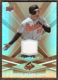 2009 Upper Deck Spectrum Gold Jersey #10 Nick Markakis /99