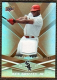 2009 Upper Deck Spectrum Gold Jersey #25 Ken Griffey Jr. /99